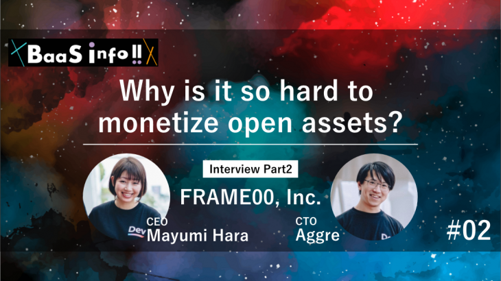 FRAME00 CEO Mayumi Hara and CTO Aggre Special Interview Part 2