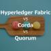 エンタープライズ向けブロックチェーンフレームワークの比較|Hyperledger Fabric vs Corda vs Quorum
